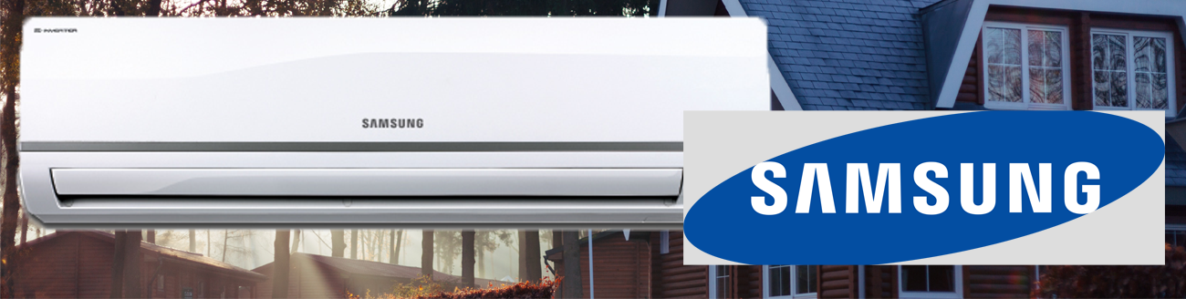 Ed's Heating & Cooling installs and repairs Samsung ductless air conditioning and furnaces